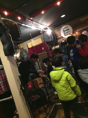 「2018.12.16『MUSIC CAFE vol.6』」の画像