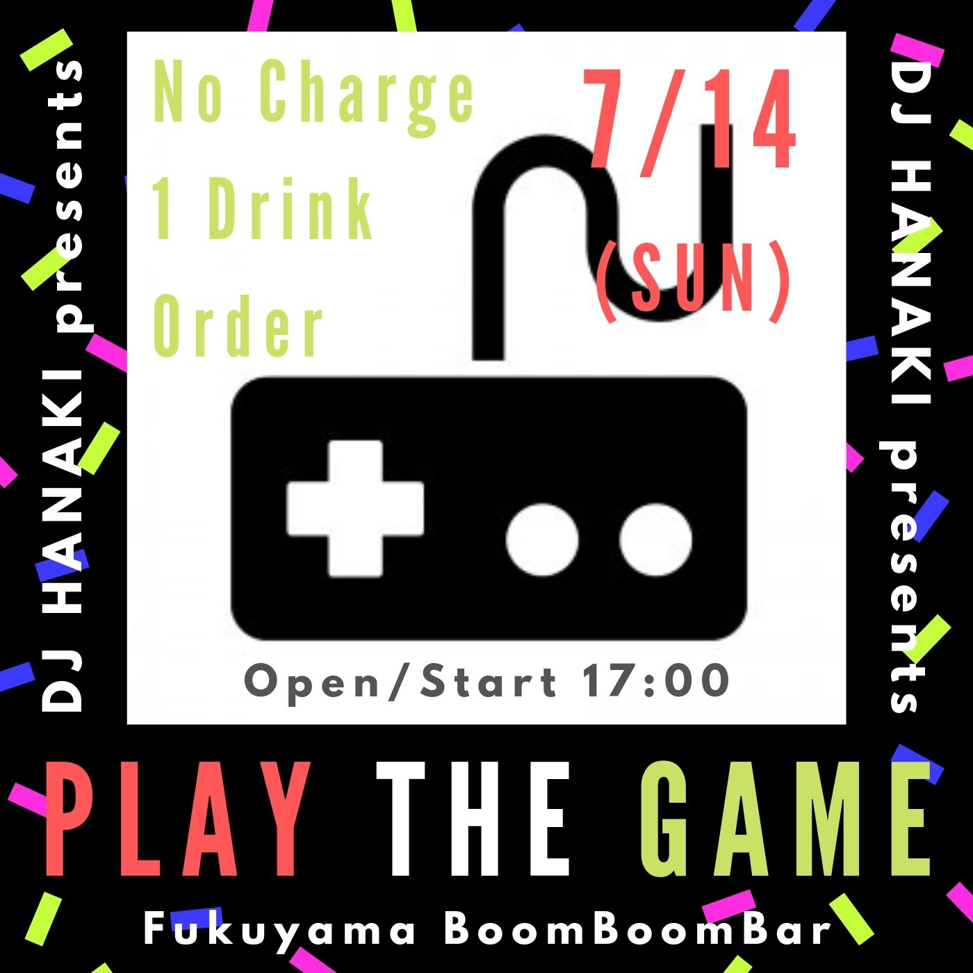 「『PLAY THE GAME』」の画像